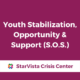 Announcement: Youth S.O.S. Program Coming to Crisis Center in 2021