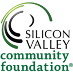 Logo for the Silicon Valley Community Foundation, which recently featured the San Mateo County Pride Center.